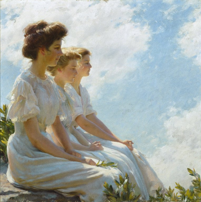 charles_courtney_curran_cliffside